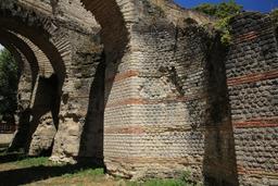 L'amphithéâtre de Burdigala. Source : http://data.abuledu.org/URI/55afd66b-l-amphitheatre-de-burdigala