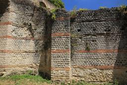 L'amphithéâtre de Burdigala. Source : http://data.abuledu.org/URI/55afd6f3-l-amphitheatre-de-burdigala