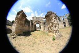 L'amphithéâtre de Burdigala. Source : http://data.abuledu.org/URI/55afd7c1-l-amphitheatre-de-burdigala
