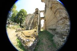 L'amphithéâtre de Burdigala. Source : http://data.abuledu.org/URI/55afd8fd-l-amphitheatre-de-burdigala
