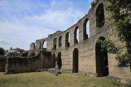 L'amphithéâtre de Burdigala. Source : http://data.abuledu.org/URI/55afdf1e--l-amphitheatre-de-burdigala