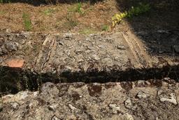 L'amphithéâtre de Burdigala. Source : http://data.abuledu.org/URI/55afdf98--l-amphitheatre-de-burdigala