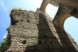 L'amphithéâtre de Burdigala. Source : http://data.abuledu.org/URI/55b014b5-l-amphitheatre-de-burdigala