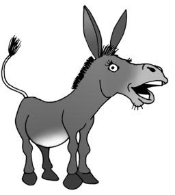 L'âne du terrier d'Abulédu. Source : http://data.abuledu.org/URI/58782366-l-ane-du-terrier-d-abuledu