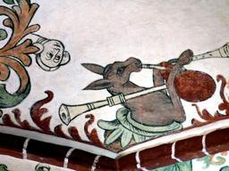 L'âne jouant de la cornemuse. Source : http://data.abuledu.org/URI/54a1716e-l-ane-jouant-de-la-cornemuse