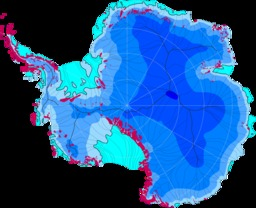 L'Antarctique. Source : http://data.abuledu.org/URI/50e35966-l-antarctique