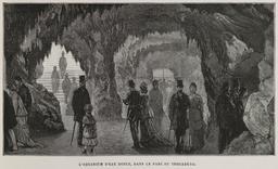 L'aquarium d'eau douce dans le parc du Trocadéro en 1879. Source : http://data.abuledu.org/URI/587049ee-l-aquarium-d-eau-douce-dans-le-parc-du-trocadero-en-1879