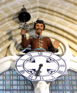 L'automate de Burgos. Source : http://data.abuledu.org/URI/529b0f1d-l-automate-de-burgos