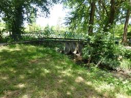 L'Eau Bourde dans le parc du Moulineau. Source : http://data.abuledu.org/URI/582646bc-l-eau-bourde-dans-le-parc-du-moulineau
