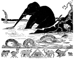 L'enfant d'éléphant. Source : http://data.abuledu.org/URI/5084676c-l-enfant-d-elephant