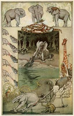 L'enfant d'éléphant. Source : http://data.abuledu.org/URI/5489a640-l-enfant-d-elephant