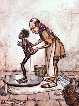 L'enfant éthiopien. Source : http://data.abuledu.org/URI/517d1d26-l-enfant-ethiopien