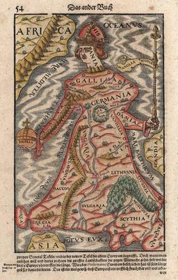 L'Europe, reine du monde. Source : http://data.abuledu.org/URI/50e6fbdb-l-europe-reine-du-monde