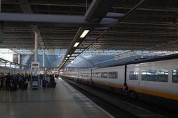 L'Eurostar à Londres. Source : http://data.abuledu.org/URI/56d0c9e2-l-eurostar-a-londres