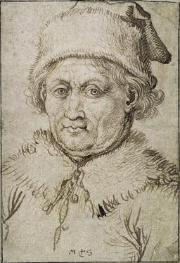 L'homme au bonnet de fourrure. Source : http://data.abuledu.org/URI/51a8e215-l-homme-au-bonnet-de-fourrure
