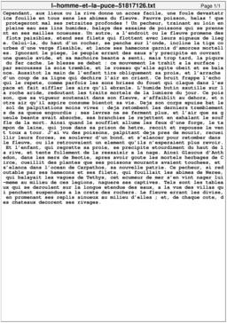 L'homme et la puce. Source : http://data.abuledu.org/URI/51817126-l-homme-et-la-puce