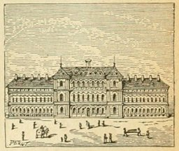 L'hôpital Hôtel-Dieu à Paris. Source : http://data.abuledu.org/URI/524f023b-l-hopital-hotel-dieu-a-paris