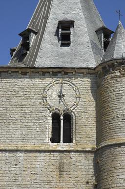 L'horloge de Tourinnes-la-Grosse. Source : http://data.abuledu.org/URI/529af3dc-l-horloge-de-tourinnes-la-grosse