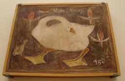 L'oie bretonne de Gauguin. Source : http://data.abuledu.org/URI/515fcf89-l-oie-bretonne-de-gauguin