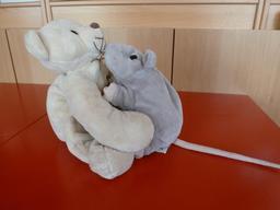 L'ours et la souris en peluche. Source : http://data.abuledu.org/URI/53ffd673-l-ours-et-la-souris-en-peluche