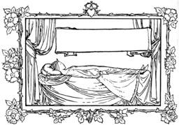 La Belle au Bois Dormant. Source : http://data.abuledu.org/URI/528d1b31-la-belle-au-bois-dormant