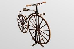 La bicyclette de Pierre Michaux. Source : http://data.abuledu.org/URI/56531f27-la-bicyclette-de-pierre-michaux