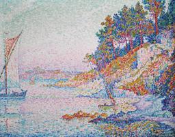 La Calanque. Source : http://data.abuledu.org/URI/51b89562-la-calanque