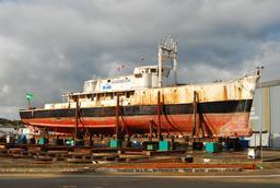 La calypso à Concarneau. Source : http://data.abuledu.org/URI/50e77ebe-la-calypso-a-concarneau