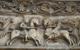 La Chanson de Roland à Angoulème - 1. Source : http://data.abuledu.org/URI/530676d6-la-chanson-de-roland-a-angouleme-1