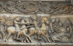 La Chanson de Roland à Angoulème - 2. Source : http://data.abuledu.org/URI/5306777e-la-chanson-de-roland-a-angouleme-2