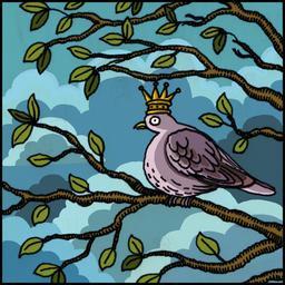 La chouette et le corbeau 08. Source : http://data.abuledu.org/URI/51b9f17e-la-chouette-et-le-corbeau-08