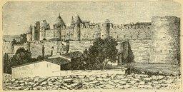 La cité de Carcassonne. Source : http://data.abuledu.org/URI/524dd0cc-la-cite-de-carcassonne
