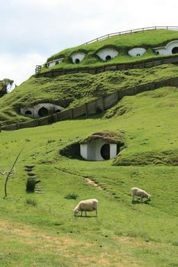 La colline des Hobbits. Source : http://data.abuledu.org/URI/50e0cab0-la-colline-des-hobbits