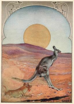 La complainte du petit kangourou. Source : http://data.abuledu.org/URI/5489a6aa-la-complainte-du-petit-kangourou