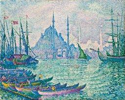 La Corne d'or et Les Minarets. Source : http://data.abuledu.org/URI/51b8a8d2-la-corne-d-or-et-les-minarets