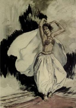 La danse d'Anitra. Source : http://data.abuledu.org/URI/51a293ae-la-danse-d-anitra