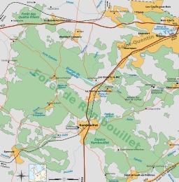 La Forêt de Rambouillet. Source : http://data.abuledu.org/URI/50788a59-la-foret-de-rambouillet