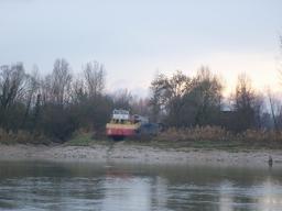 La Garonne en hiver. Source : http://data.abuledu.org/URI/5827e46c-la-garonne-en-hiver