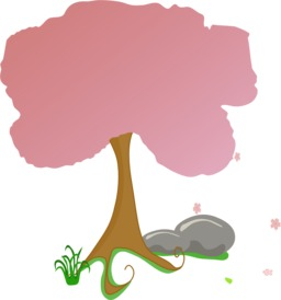 La grande course - arbre rose. Source : http://data.abuledu.org/URI/555f9df2-la-grande-course-arbre-rose