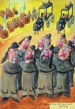 La grève des croque-morts. Source : http://data.abuledu.org/URI/51fa0a84-la-greve-des-croque-morts