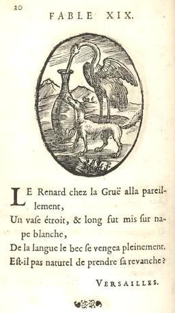 La grue et le renard. Source : http://data.abuledu.org/URI/59162944-la-grue-et-le-renard