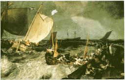 La jetée de Calais. Source : http://data.abuledu.org/URI/58b2eac1-la-jetee-de-calais