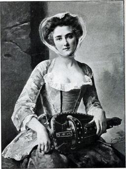 La joueuse de Vielle. Source : http://data.abuledu.org/URI/514e1737-la-joueuse-de-vielle
