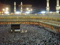 La Kaaba. Source : http://data.abuledu.org/URI/56ca2d0b-la-kaaba
