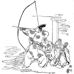 La légende japonaise du sac de riz - 02. Source : http://data.abuledu.org/URI/5570c6dc-la-legende-japonaise-du-sac-de-riz-02