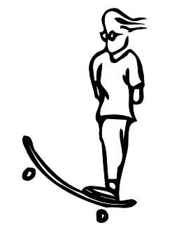 La lettre J du skateur. Source : http://data.abuledu.org/URI/5346630e-la-lettre-j-du-skateur