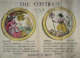 La liberté à l'anglaise et à la française en 1792. Source : http://data.abuledu.org/URI/511513e1-la-liberte-a-l-anglaise-et-a-la-francaise-en-1792