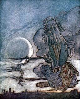 La lune et sa mère. Source : http://data.abuledu.org/URI/517d166f-la-lune-et-sa-mere