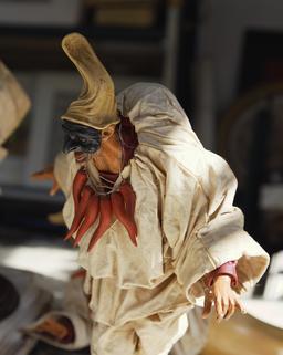 La maschera di Pulcinella 1. Source : http://data.abuledu.org/URI/51c0e880-la-maschera-di-pulcinella-1