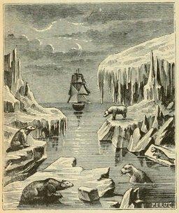 La mer polaire. Source : http://data.abuledu.org/URI/524deb71-la-mer-polaire